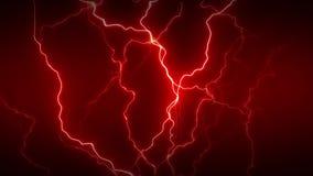Πλήρες κόκκινο ηλεκτρικής ενέργειας