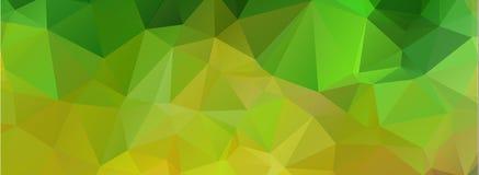Πλήρες χρώμα αφηρημένο χαμηλό πολυ τριγωνικό σύγχρονο Geome υποβάθρων Στοκ φωτογραφία με δικαίωμα ελεύθερης χρήσης