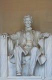 Πλήρες Abe στο μνημείο Στοκ εικόνα με δικαίωμα ελεύθερης χρήσης