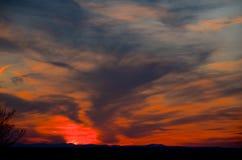 πλήρης ουρανός Στοκ εικόνες με δικαίωμα ελεύθερης χρήσης