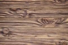 Πλήρης σελίδα του σκοταδιού που λεκιάζουν, στενοχωρημένη ξύλινη σύσταση πινάκων πατωμάτων Στοκ φωτογραφία με δικαίωμα ελεύθερης χρήσης