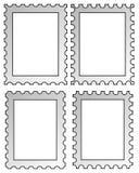 Πλαίσια γραμματοσήμων Στοκ Φωτογραφίες
