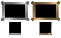 Πλαίσια μετάλλων Στοκ Φωτογραφία
