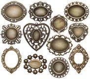 Πλαίσια μετάλλων στοκ εικόνες
