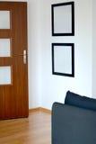 Πλαίσια στον τοίχο Στοκ φωτογραφίες με δικαίωμα ελεύθερης χρήσης