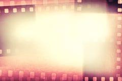 Πλαίσια ταινιών Στοκ Φωτογραφίες