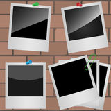 Πλαίσια φωτογραφιών Διανυσματική απεικόνιση