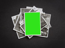 Πλαίσια φωτογραφιών Στοκ φωτογραφίες με δικαίωμα ελεύθερης χρήσης