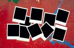 Πλαίσια φωτογραφιών Στοκ Φωτογραφίες