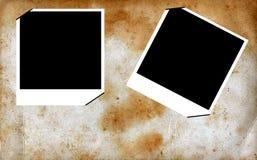 Πλαίσια φωτογραφιών Grunge Στοκ φωτογραφία με δικαίωμα ελεύθερης χρήσης