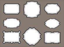 πλαίσιο απλό απεικόνιση αποθεμάτων