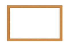Ξύλινο πλαίσιο Στοκ Εικόνες