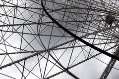 Πλαίσιο ροδών Ferris Στοκ Εικόνα