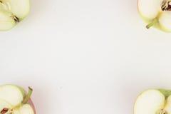 Πλαίσιο της Apple Στοκ Εικόνες