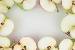 Πλαίσιο της Apple Στοκ φωτογραφία με δικαίωμα ελεύθερης χρήσης