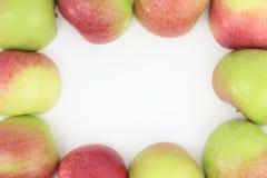 Πλαίσιο της Apple Στοκ φωτογραφίες με δικαίωμα ελεύθερης χρήσης