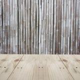 Πλαισιώνοντας ξεπερασμένα ξύλο και μπαμπού Στοκ φωτογραφίες με δικαίωμα ελεύθερης χρήσης