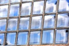 Πλακάκια γυαλιού υποβάθρου στοκ φωτογραφίες με δικαίωμα ελεύθερης χρήσης