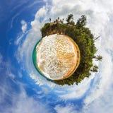 Πλανήτης Πουέρτο Ρίκο Στοκ φωτογραφίες με δικαίωμα ελεύθερης χρήσης