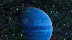 Πλανήτης - στοιχεία αυτής της εικόνας που εφοδιάζεται από τη NASA Στοκ Εικόνες