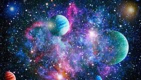 Πλανήτης - στοιχεία αυτής της εικόνας που εφοδιάζεται από τη NASA Στοκ φωτογραφία με δικαίωμα ελεύθερης χρήσης