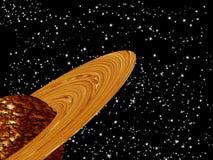 Πλανήτης του Κρόνου Στοκ Φωτογραφία