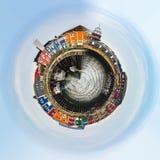 Πλανήτης του ψαρά καβουριών hutches Στοκ φωτογραφίες με δικαίωμα ελεύθερης χρήσης