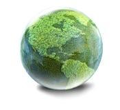 Πλανήτης χλόης απεικόνιση αποθεμάτων