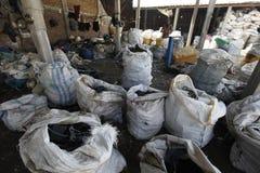 Πλαστικά απόβλητα Στοκ εικόνες με δικαίωμα ελεύθερης χρήσης