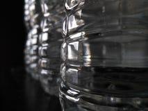 Πλαστικά μπουκάλια Στοκ εικόνα με δικαίωμα ελεύθερης χρήσης