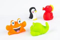 Πλαστικά παιχνίδια Στοκ εικόνες με δικαίωμα ελεύθερης χρήσης