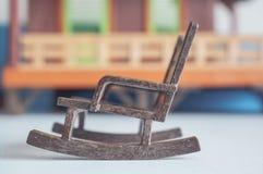 Πλαστική καρέκλα παιχνιδιών Στοκ εικόνες με δικαίωμα ελεύθερης χρήσης