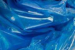 Πλαστική τσάντα κενή Οι πλαστικές τσάντες είναι η αιτία σημαντικού environme Στοκ Εικόνες