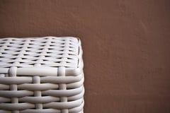 πλαστική ύφανση Στοκ φωτογραφία με δικαίωμα ελεύθερης χρήσης