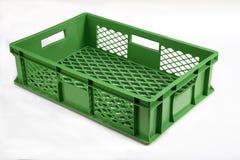 Πλαστικό κλουβί Στοκ Εικόνα