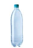Πλαστικό μπουκάλι νερό Στοκ εικόνα με δικαίωμα ελεύθερης χρήσης