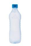 Πλαστικό μπουκάλι Στοκ εικόνα με δικαίωμα ελεύθερης χρήσης