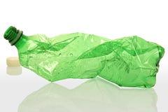 Πλαστικό μπουκάλι Στοκ Φωτογραφία