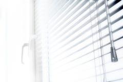 Πλαστικό παραθυρόφυλλο Στοκ Εικόνες