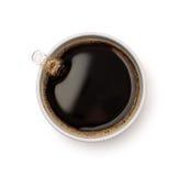 Πλαστικό φλυτζάνι καφέ στοκ φωτογραφίες με δικαίωμα ελεύθερης χρήσης