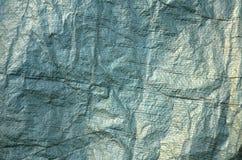Πλαστικό tarp Στοκ εικόνα με δικαίωμα ελεύθερης χρήσης