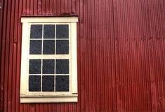 πλαστό παράθυρο Στοκ Εικόνες