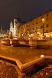 πλατεία Ρώμη navona στοκ φωτογραφίες με δικαίωμα ελεύθερης χρήσης