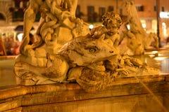 πλατεία Ρώμη navona στοκ εικόνες με δικαίωμα ελεύθερης χρήσης