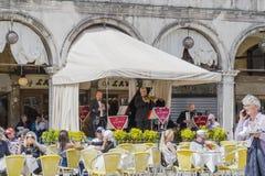 Πλατεία της Βενετίας SAN Marco ` s Στοκ φωτογραφία με δικαίωμα ελεύθερης χρήσης
