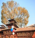 Πλατεία του Κατμαντού Durbar, Νεπάλ Στοκ Φωτογραφίες