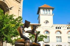 Πλατεία του Σαν Φρανσίσκο στην Αβάνα, Κούβα Στοκ φωτογραφία με δικαίωμα ελεύθερης χρήσης