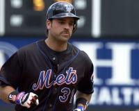 Πλατεία του Mike, New York Mets Στοκ Εικόνες