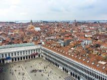 πλατεία SAN Βενετία Di marco Στοκ εικόνα με δικαίωμα ελεύθερης χρήσης