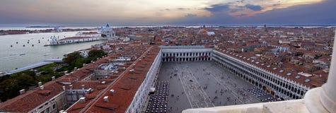 πλατεία SAN Βενετία marco Στοκ φωτογραφία με δικαίωμα ελεύθερης χρήσης